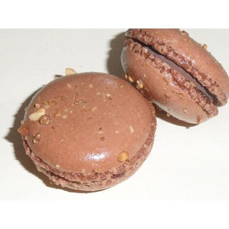 macaron nutella