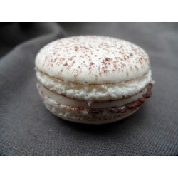 Macaron Poire Amande